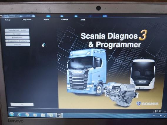 Scania Spd3 2.42.2 2020 Para Vci3