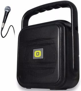 Parlante Portátil Panacom Sp3048 Bluetooth Usb Recargable Fm