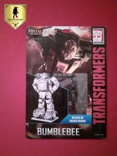 Metal Earth Transformers Bumblebee