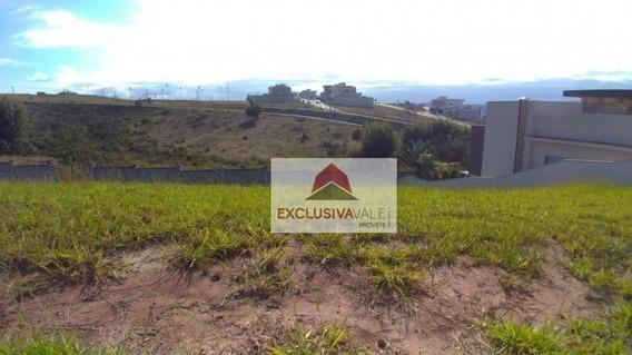 Terreno À Venda, 640 M² Por R$ 375.000 - Condomínio Residencial Alphaville Ii - São José Dos Campos/sp - Te0360