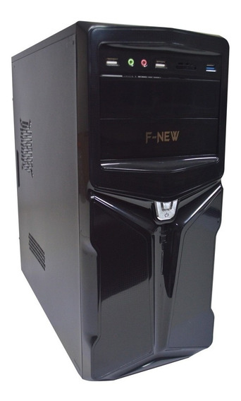 Computador Cpu Gamer I3 3.0 8gb 500gb Vga 2gb Wifi Hdmi W10