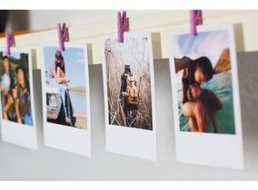 Fotos Polaroide - Revelação No Formato Polaroide - 120 Fotos