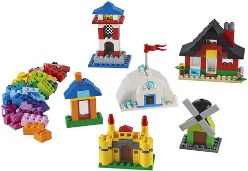Lego 11008 Classic Bricks And Houses Nuevo 2020 (270 Piezas)