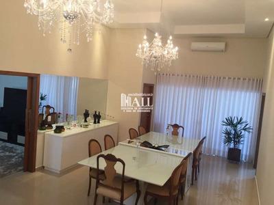 Casa De Condomínio Com 3 Dorms, Condomínio Golden Park Residence, Mirassol - R$ 948.000,00, 280m² - Codigo: 2423 - V2423