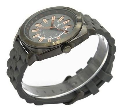 Relógio Masculino Tuguir Analógico Casual - C/ Caixa