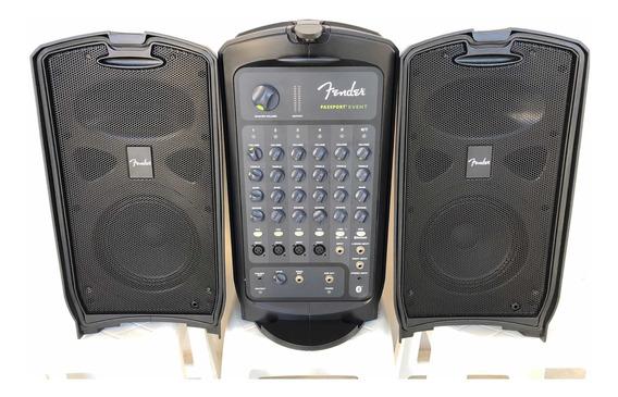 Fender Passport Event 375w Sistema Portátil De Pa
