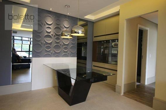 Apartamento Com 2 Dormitórios À Venda, 69 M² Por R$ 430.000,00 - Jardim Botânico - Porto Alegre/rs - Ap1120