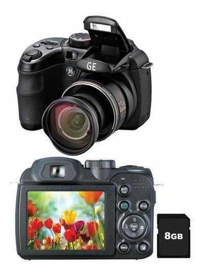 Câmera Ge . Semi Profissional