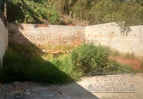 Terreno - Jardim Maria Amelia - Ref: 9423 - V-9423