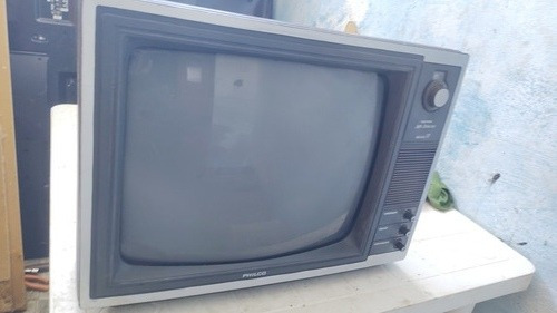 Televisão Philco Deluxe 17 Pb17a2 Funcionando