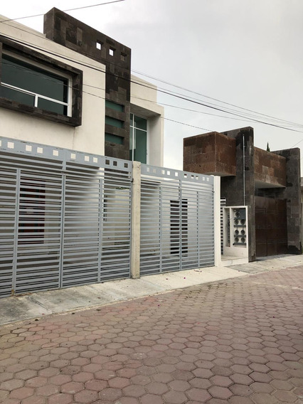 Casas Nuevas Y Modernas Zacatelco: 3 Mins Del Centro Y Pista