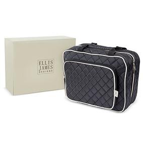 Ellis James Designs Large Travel Toiletry Bag Para Mujeres C
