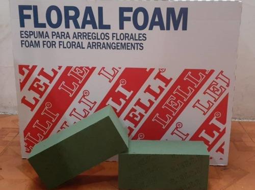 Espuma Floral Oasis Lelly