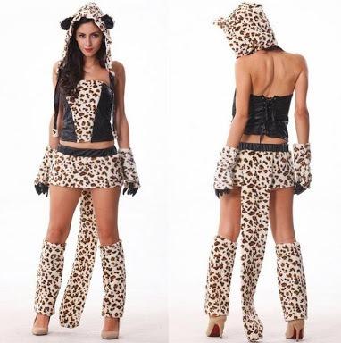 Disfraz Sexy Tigresa