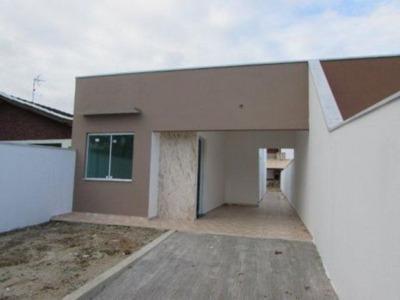 Casa Nova - 3 Dormitórios - Churrasqueira - Espaço Para Piscina - Jd. Ribamar - Peruíbe/sp - Ca00369 - 4572681