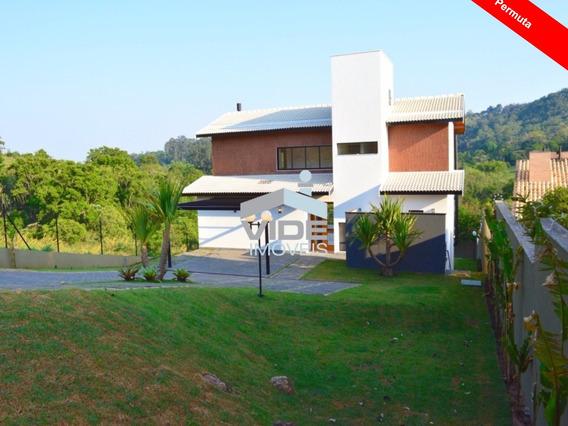 Casa À Venda Ou Para Alugar Em Campinas, Joaquim Egídio,condomínio Fechado - More Junto A Natureza! - Ca03132 - 3312908