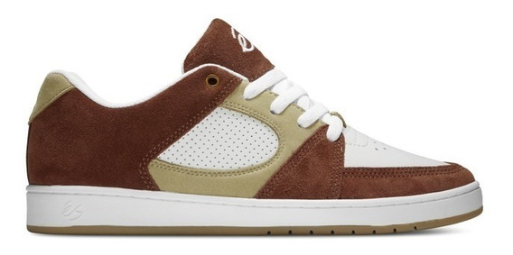 Accel Slimbrown/tan/white