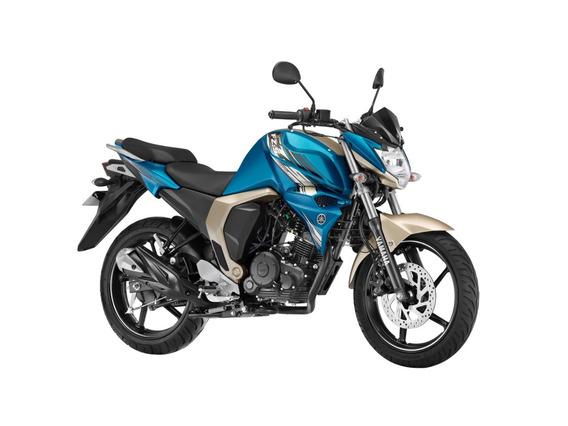 Yamaha Fz S Fi Entrega Inmediata Ahora 12 + Palermo Bikes