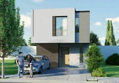 Imagen 1 de 5 de Casa Modelo Galia Con Excelente Oportunidad