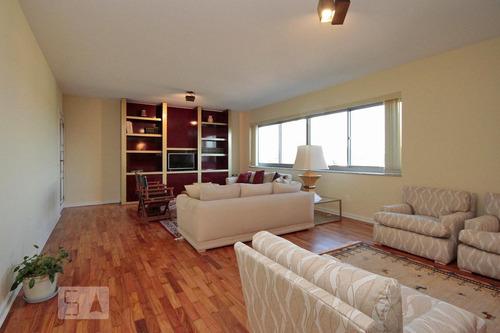 Apartamento À Venda - Higienópolis, 2 Quartos,  180 - S893122700