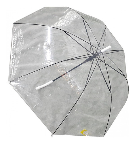 Guarda-chuva Transparente