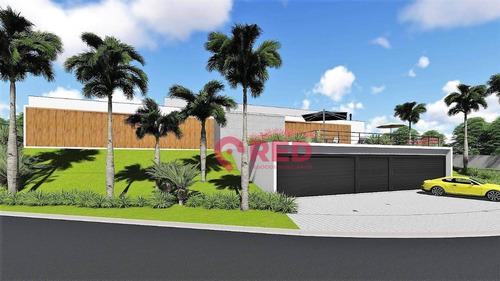 Casa Com 3 Dormitórios À Venda, 1250 M² Por R$ 8.900.000,00 - Parque Reserva Fazenda Imperial - Sorocaba/sp - Ca0289