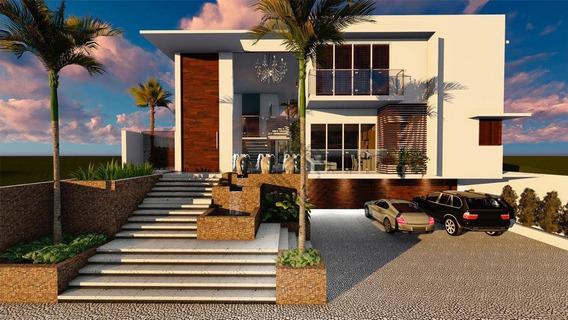 Sobrado Com 4 Dormitórios À Venda, 630 M² Por R$ 1.200.000,00 - Condomínio Fazenda Imperial - Sorocaba/sp - So4164