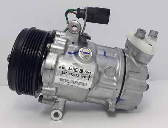 Compressor Ar Condicionado Fox Saveiro 1.6 15/ 6rf820803c