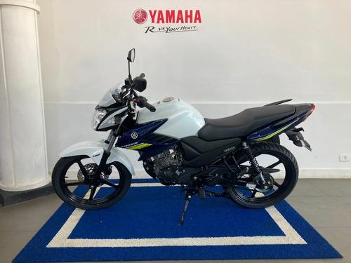 Imagem 1 de 4 de Yamaha Factor 150 Branca 2022