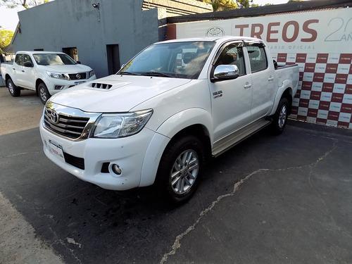 Toyota Hilux Srv 4x2 2014