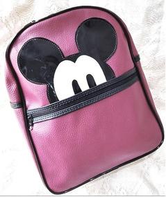 Mochila Infantil Mickey - Lançamento 2019