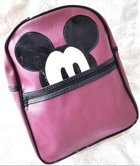Mochila Infantil Mickey - Lançamento