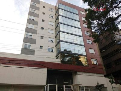 Novo, Pronto - Apartamento 2 Suítes Com 2 Vagas De Garagem No Bairro Rio Branco - Ap3127