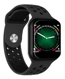 Smart Watch Fralugio Podometro Contador De Calorias iPhone 7