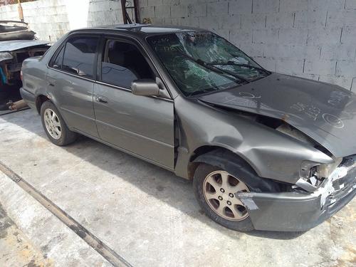 Sucata Toyota Corolla Seg 1.8 16v 2001 Para Retirada De Peça
