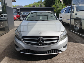 Mercedes-benz Clase A 1.6 200 Cgi Style Mt 2016