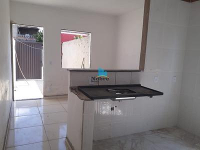 Casa De 2 Quartos Com Suíte A Venda No Palmeiras Ibirité - 4258