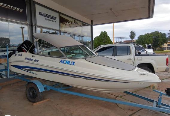 Lancha Arco Iris Fishing 490 Mercury 75 2t 2000 Ocasión