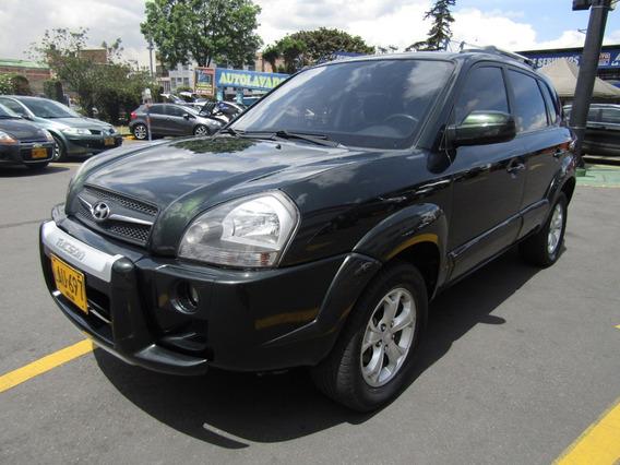Hyundai Tucson Gls Crdi At 2000cc 4x4 Fe 2 Ab