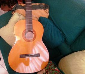 Guitarra Acustica Yamaha C40 Con Forro Acolchado Oferta