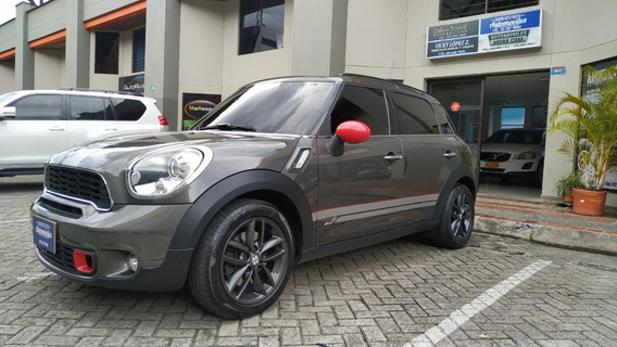 Mini Cooper S Courtyman 4x4 2012