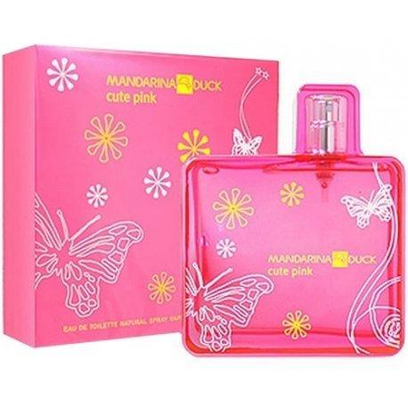 Perfume Mandarina Duck Cute Pink Edt 100ml