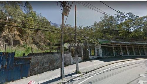 Imagem 1 de 1 de Terreno À Venda, 12000 M² Por R$ 9.500.000,00 - Fonseca - Niterói/rj - Te2519