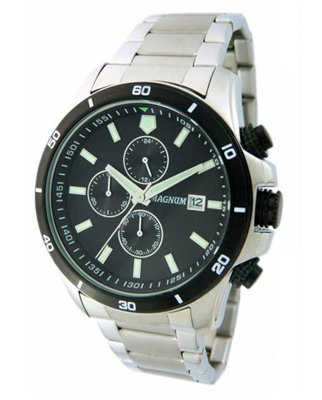 Relógio Magnum Business Masculino Ma34647t