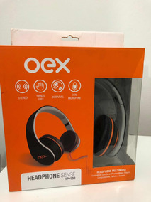 Fone De Ouvido Headphone Sense Hp100 Oex