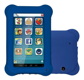 Tablet Kid Pad 8gb Wi-fi Dual Cam Android Multilaser Nb194