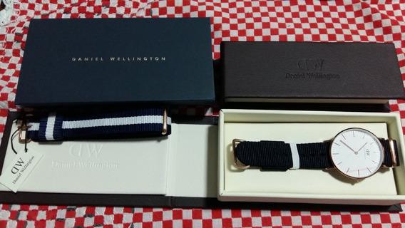 Relógio Daniel Wellington Original C/ Nf