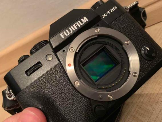Fuji Xt20 (3819 Clicks) + Lente 18-55mm