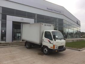 Hyundai Hd - 45 Furgón 0km Entrega Inmediata 4 Años De Gtía!
