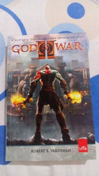 God Of War Com 2 Livros